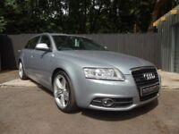 Audi A6 AVANT TDI QUATTRO S LINE SPECIAL EDITION (silver) 2011