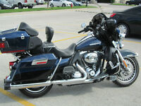 For Sale 2012 HD Ultra Classic Limited