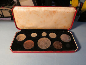 Rare 1953 New Zealand Coin Set $100 OBO