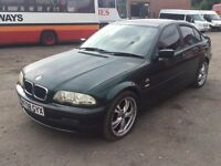 Bmw 318i Spair and repairs