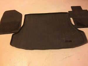Weathertech Front Floor Mats and Cargo Mat