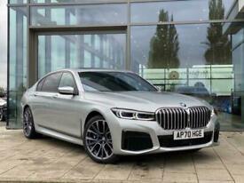 image for 2020 BMW 7 SERIES SALOON 745Le xDrive M Sport 4dr Auto Saloon Petrol Plugin Hybr