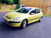 1.2 10 month mot 12 month tax very reliable car lady owner low miles £395