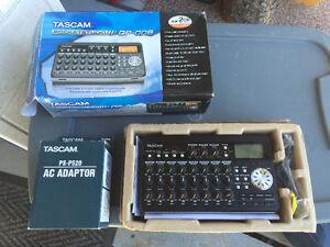 Tascam DP-008 8 Track Recording Studio