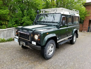Land Rover Defender 110 (Rare opportunity to own amazing truck)