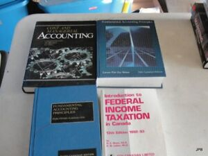 Income Tax Reference Books