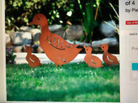 URGENT!  Looking for garden statuary  DUCKS!
