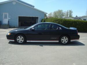 2002 MONTE CARLO SS DALE EARNHARDT EDITION ONLY 3333 MADE