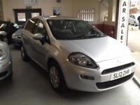 Fiat Punto 1.4 8v ( 77bhp ) ( s/s ) Easy