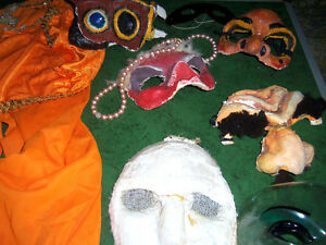 Mask Ccollection,Theatrical,Get them for a Song