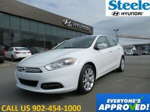 2013 DODGE DART SXT LOW KMS Great deal!