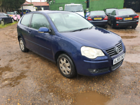 image for Volkswagen polo s 75 1.4 2005 ulez complaint (spears or repairs)