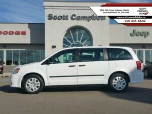 2014 Dodge Grand Caravan SE  Very Good Condition