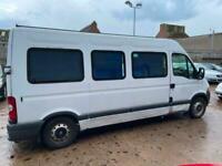 6 SEATS 09 Renault Master LWB 2.5TD-6 SPEED *EX AMBULANCE*_*IDEAL FOR CAMPERVAN*