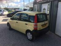 2005 54 FIAT PANDA 1.1 ACTIVE 54 BHP 5 DOOR LOW MILEAGE LOW INSURANCE PARTX AVAL