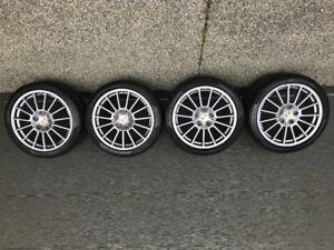 "Porsche Panamera 20"" OEM Wheel Set ***MINT***"