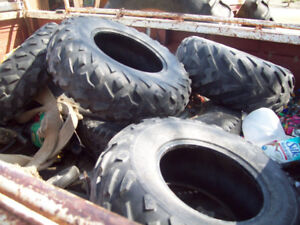 set of 4 atv tires for sale