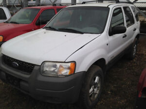 2001 Ford Escape AWD