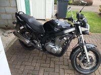 2007 Suzuki GS500 500cc Motorcycle Economical Commuter Long MOT Good Mileage