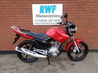 YAMAHA YBR 125, 2011, ONLY 2,120 MILES FROM NEW WITH FSH, FULL MOT
