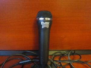 Guitar Hero Microphone