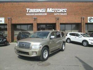 2005 Infiniti QX56 NAVIGATION - LEATHER - SUNROOF - HEATED SEATS