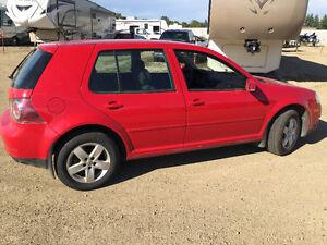 2008 Volkswagen Golf CITY 4DOOR auto. 4Cyl Hatchback low K