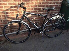 Raleigh pioneer Metro GLX Plus Gents Bike