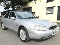1998 R Ford Mondeo 2.0i 16v Ghia Automatic 5 Door Met Silver **LOW MILEAGE**