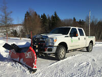 Snow Plowing Removal Services - Sackville & Beaverbank Area