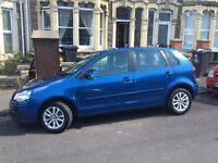 VW Polo 1.4 petrol 2007. NEW MOT!!! 70k. New MOT this week