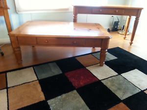 Coffee table/couch table/side tables