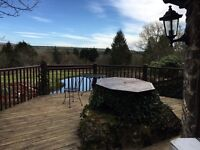 Winter Let - short term easy in-out cottages in Devon 1 to 3 bedrooms