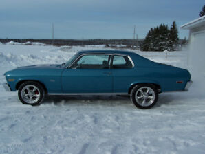 1973 Chevrolet Nova - Full restoration - Low Mileage