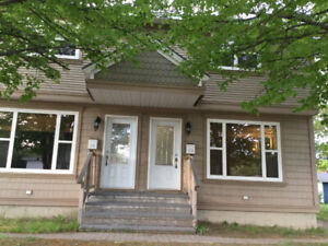 Semi-detached for rent near Birchmount school and NBCC
