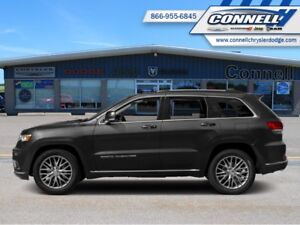 2018 Jeep Grand Cherokee Summit 4x4  - Navigation - $332.52 B/W