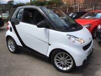SMART CAR FORTWO CABRIOLET 30K SAT NAV/ LEATHER HEATED SEATS