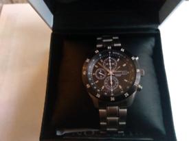 Never worn Brand new seiko chronograph 100 metre