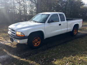 2003 Dodge Dakota Pickup Truck-low km