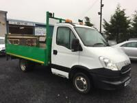 Iveco Daily dropside C Class 2.3TD 35C13 MWB 3500kgs 2012 62 reg 1 company owner
