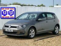 2014 Volkswagen Golf MATCH TSI BLUEMOTION TECHNOLOGY Hatchback Petrol Manual