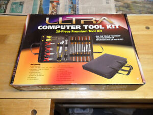 Ultra 29 PIECE PREMIUM  COMPUTER TOOL KIT