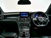 2018 Mercedes-Benz GLC COUPE GLC 250d 4Matic AMG Line Prem Plus 5dr 9G-Tronic Au