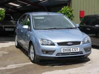 Ford Focus 2.0TDCi ( IV ) 2006MY Zetec Climate. Full service history. Very clean