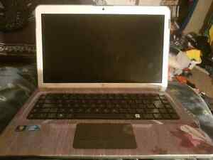 Rare HP Rossignal limited edition laptop
