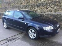 Audi A4 Avant 1.9TDI 130 5sp 2002MY T SE