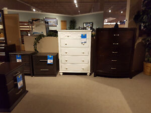 Random dressers and nightstand on clearence