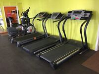 Nordictrack treadmill and elliptical for sale