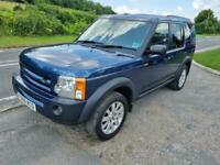 2006 Land Rover Discovery 2.7 Td V6 SE 5dr Auto ESTATE Diesel Automatic