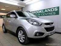 Hyundai IX35 2.0 CRDI 4WD PREMIUM [LEATHER, PANORAMIC ROOF and HEATED SEATS]